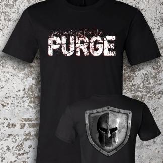 purge tshirt